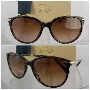 Brand New Authentic Burberry BE 4186 Sunglasses